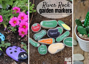 Прекрасні ідеї розмалювати річкові камінці (20 фото)