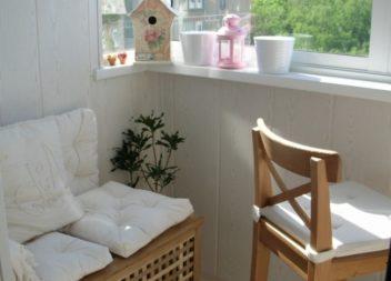 20 ідей для вашого балкону