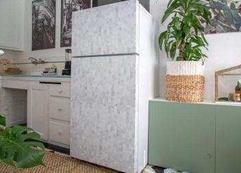Оновлюємо старий холодильник самотужки: фото урок