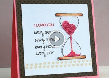 Ідеї крутих вітальних листівок своїми руками: відео-урок