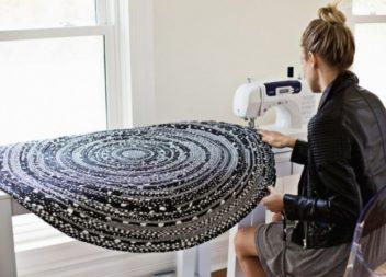 Чарівний коврик - шиємо самі