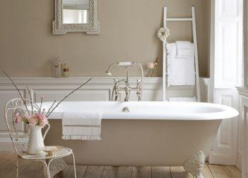 23 жіночних ідей офомлення ванних кімнат