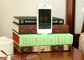 Книги як елемент декору: підбірка ідей