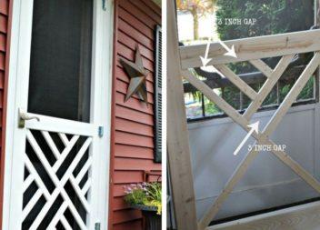 14 креативних ідей скляних дверей