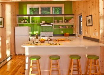 Яскраві кухні. Фото-ідеї!