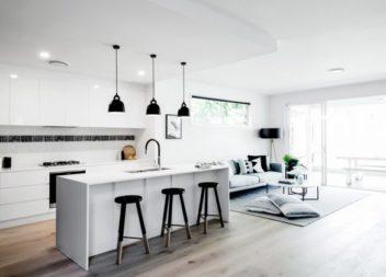 Дизайнерські ідеї оформлення вашої кухні у скандинавському стилі