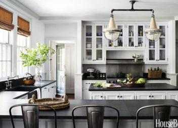 20 прекрасних дизайнерських ідей облаштувати кухню
