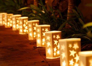 17 дешевих паперових ламп, які ви можете зробити у свій вільний час
