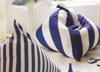 Подушка на підлогу самотужки