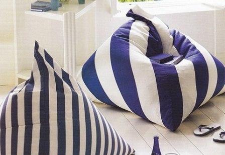 Подушка на підлогу самотужки!