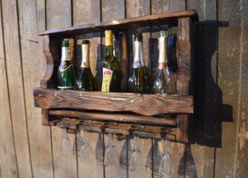 15 крутих ідей підставок для вина