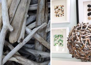 Куля з дерева: робимо красивий елемент декору своїми руками