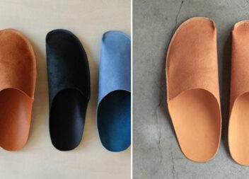 Домашні капці: як створити взуття для гостей за 30 хвилин
