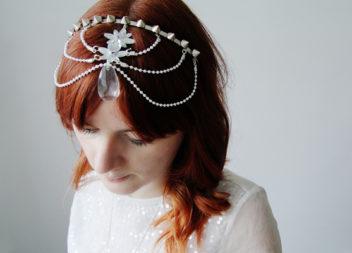 Аксесуар на волосся нареченій