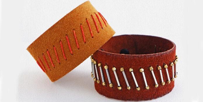 Шкіряний браслет для Неї і для Нього