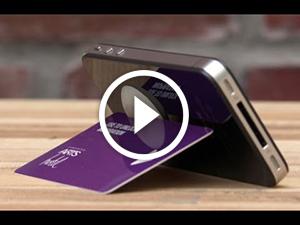 Підставка для телефона з картки