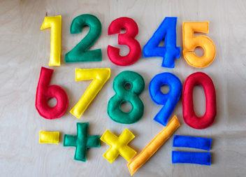 Цифри для дітей