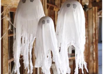 Привиди до хелоувіну