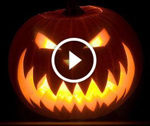 Ідея до Хелловіну: вирізаємо гарбуз