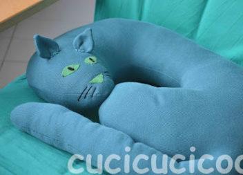 Ідея для подорожей: подушка під шию