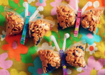 Креативна ідея оформлення дитячого печива