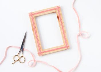Декоруємо рамку: мінімалізм