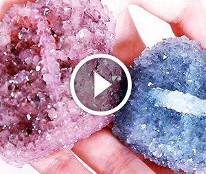 Чарівні кристали самотужки