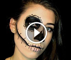 Готуємося до Хеллоуіну: ідея для макіяжу