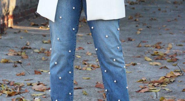 Декор джинсів