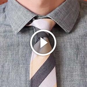 3 простих способи зав'язати галстук