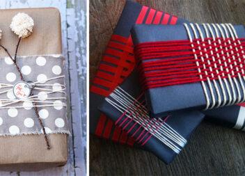 20 ідей креативного упаковування подарунків