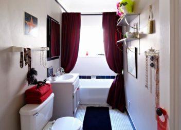 Ванна кімната у стилі Голівуд