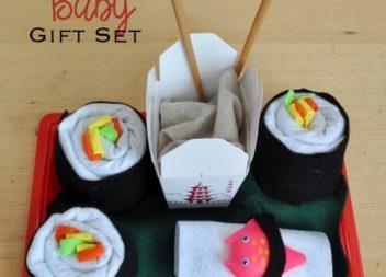 Подарунок дитині: бейбі-суші