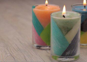 Оригінальна свічка: майстер-клас