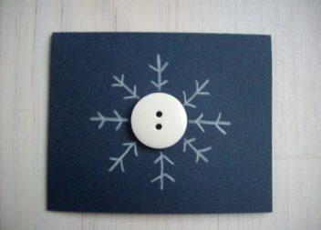 Ідеї різдвяних листівок, які може зробити вдома кожен!