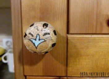 Лайфхак: дверна ручка з корка