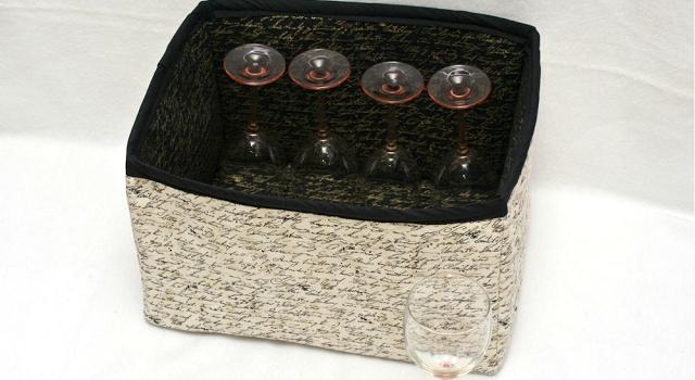 Шиємо самотужки органайзер із тканини