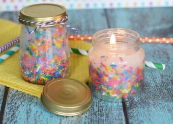 Святкова свічка: майстер-клас