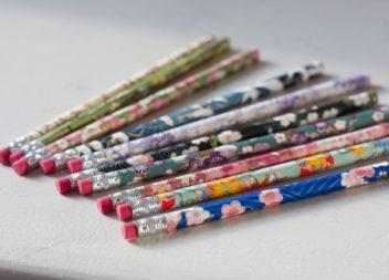 Декоруємо олівці: майстер-клас