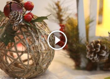 Різдвяний декор: прикрашаємо кімнату до свят!