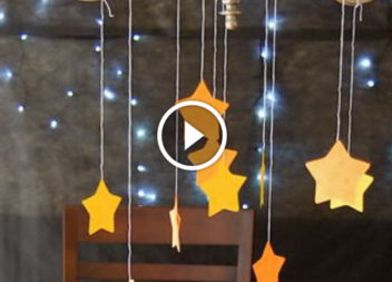 Зоряний декор: створюємо затишок