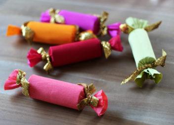 Конфеті: цукерка-сюрприз