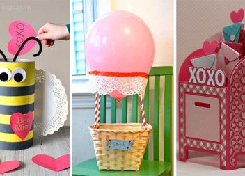 Коробка для валентинок: яскраві ідеї для реалізації самотужки