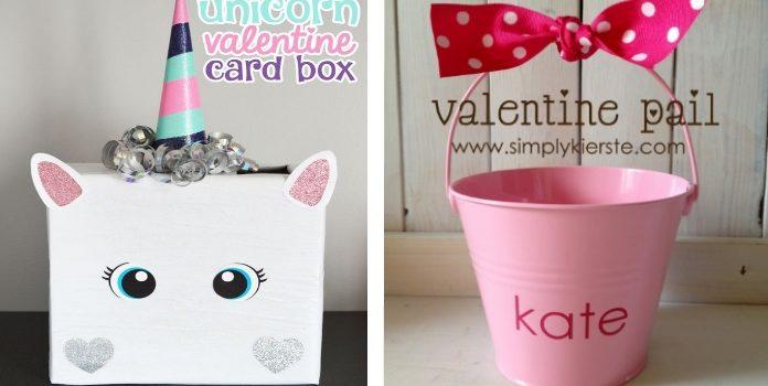 Коробка для валентинок: 15 яскравих ідей
