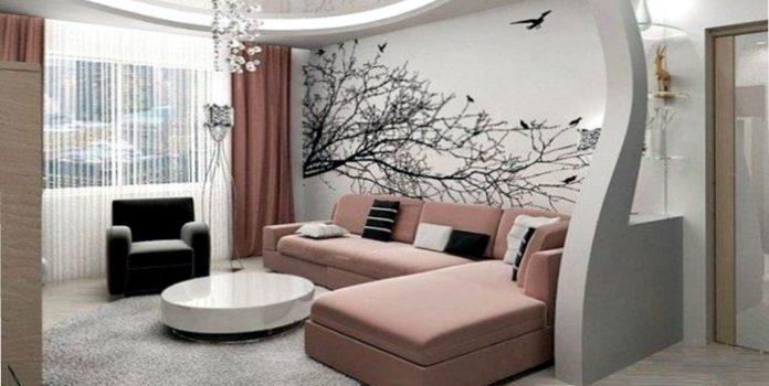 19 ідей дизайну невеликої вітальні, які варто взяти на озброєння тим, хто планує ремонт