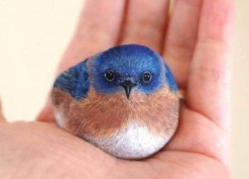 Просто диво: Японка перетворює камінці в чарівних тварин!