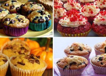 ТОП-5 найкращих рецептів приготування домашніх кексів. Смакота!
