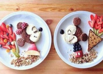 Як прикрасити дитячі страви (19 фото)