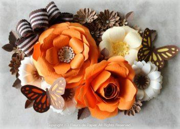Незрівнянні квіти з простого паперу: 30 прикладів чудових робіт
