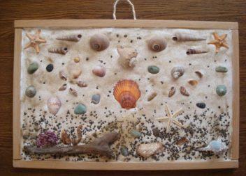 Ідеї для виробів із морських мушель (17 виробів)